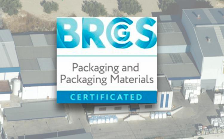 Implantamos la BRC Packaging